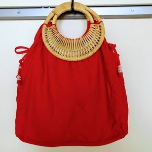 Red Banana Republic Bag